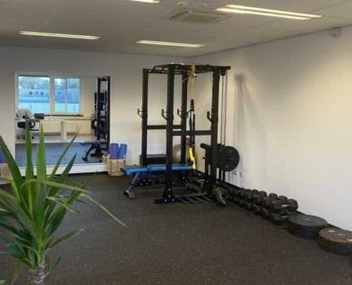 personal training Prive fitness studio alkmaar